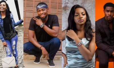 How housemates voted Kaisha, Neo, Wathoni, Trickytee for eviction