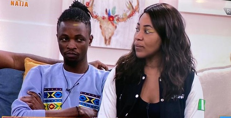 Neo advises Laycon about Erica