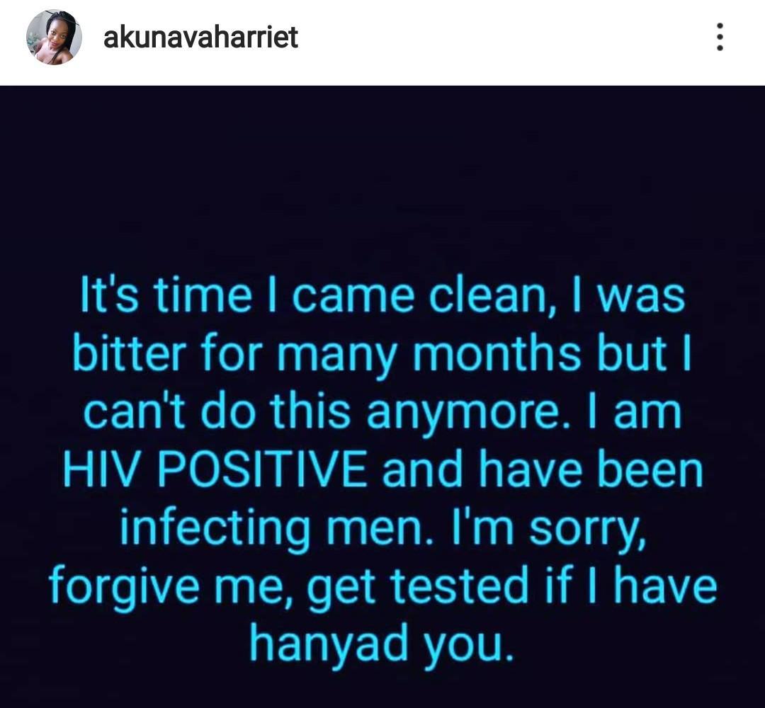 Kenya : atteinte du VIH, elle avoue avoir infecté plusieurs hommes et demande pardon à ses victimes (vidéo)