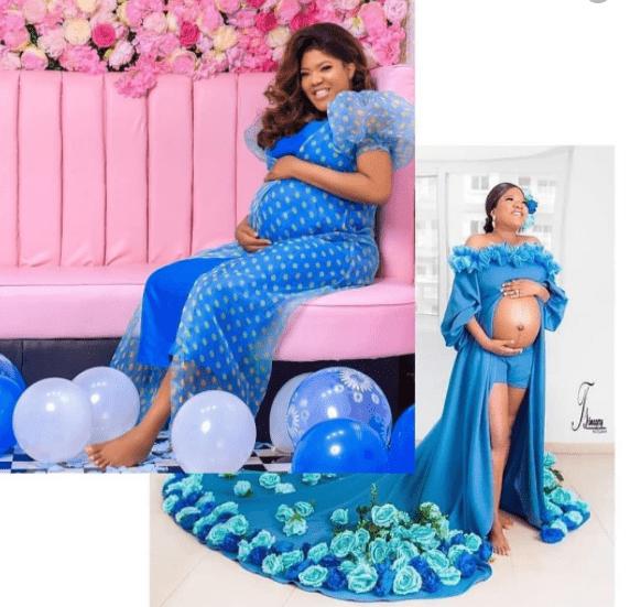 Toyin Abraham pregnancy