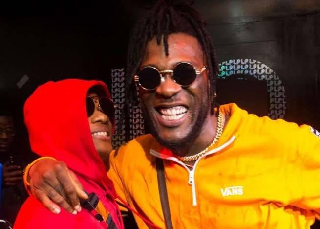 Burna Boy praises Wizkid