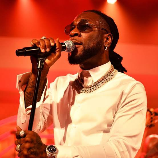 Burna Boy takes over American billboards