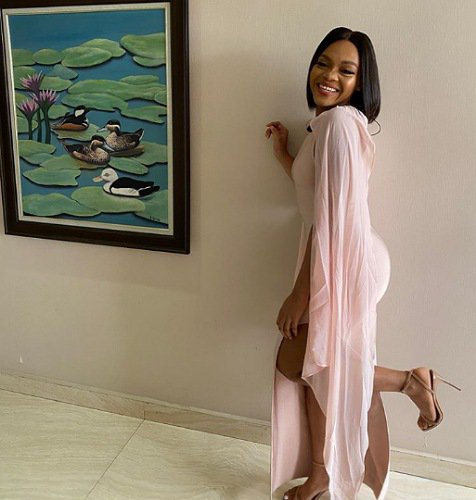 BBNaija's Lilo writes after eviction