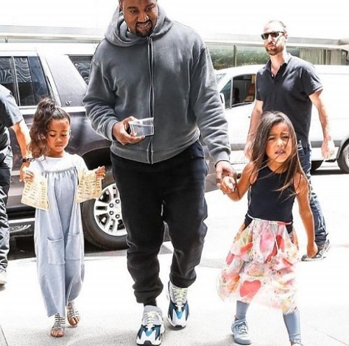 Kanye West, Kim Kardashian and kids embark on family vacation to salvage their marriage