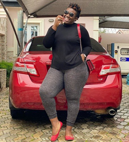 Warri Pikin shows off what she ordered