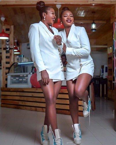 Ebere and Chidimma Aneke birthday