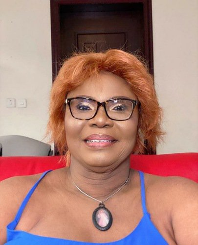 Iyabo Ojo Celebrates Her Mom