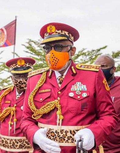 Governor Akerodolu Inaugurates Amotekun