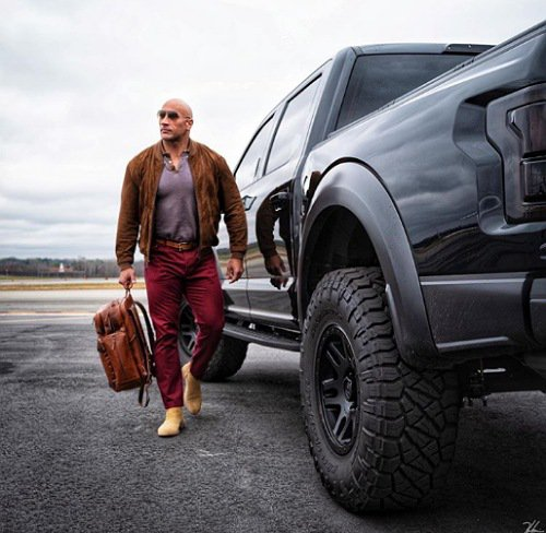 """The Rock"" emerges highest paid actor"