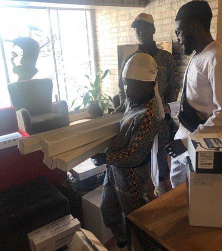 Ikorodu Bois Gifts From Netflix