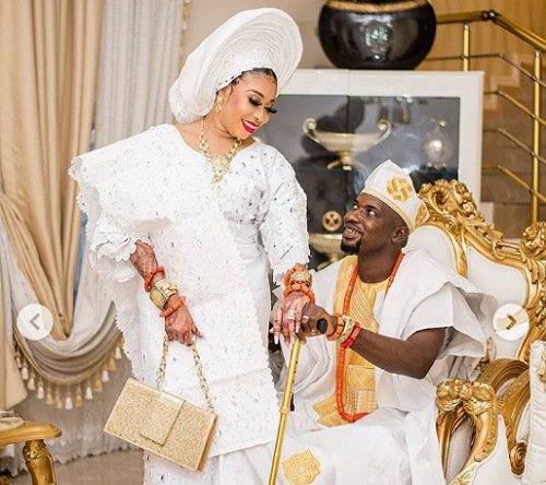 Lizzy Anjorin marriage off media