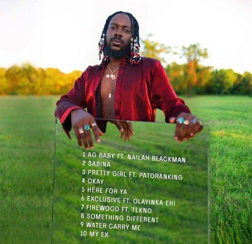 Adekunle Gold album AfroPopVol1
