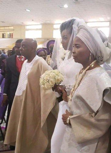 Bishop Oyedepo's Daughter's Wedding