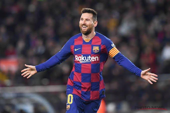 Messi richest player