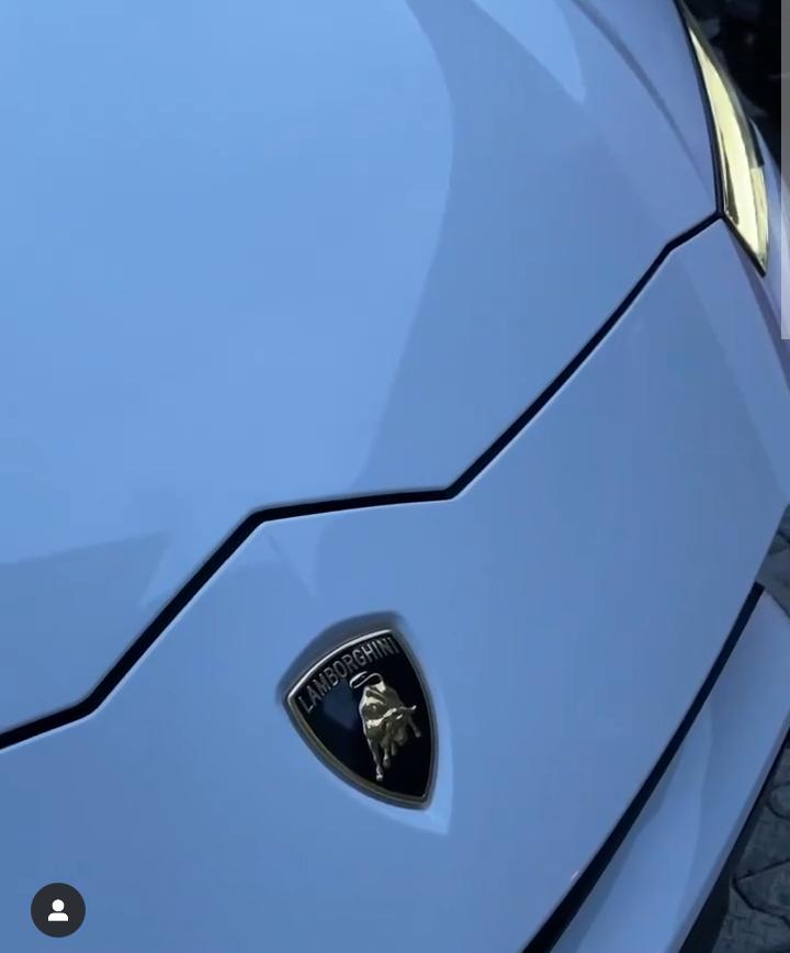 Patoranking Acquires Lamborghini Urus