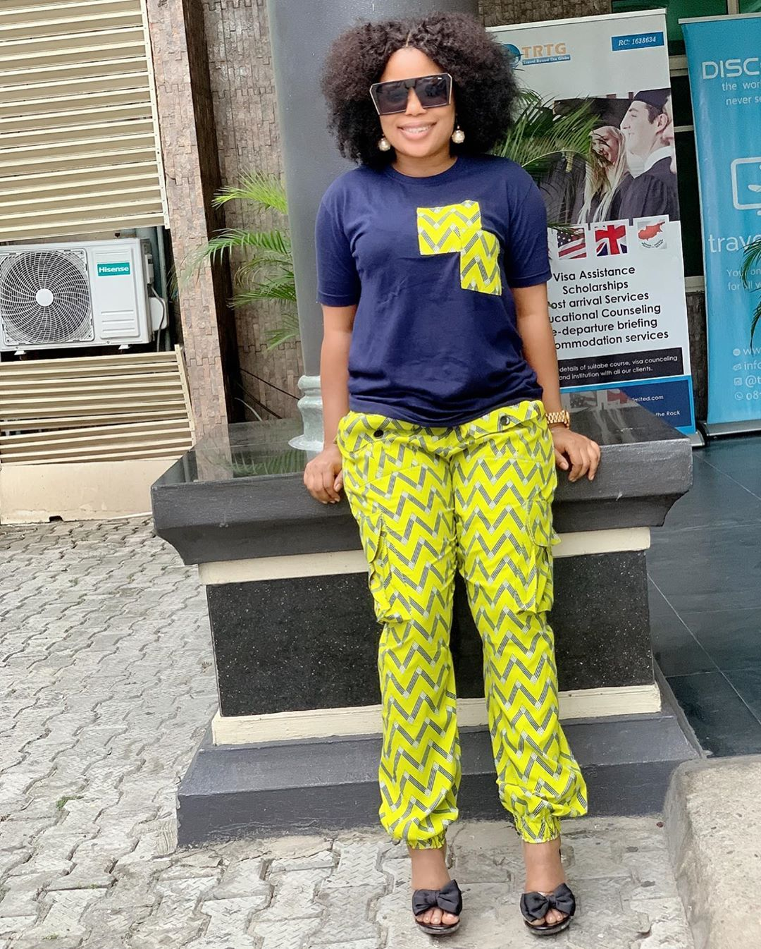 Seyi Edun slams fans who mocked her for always being happy