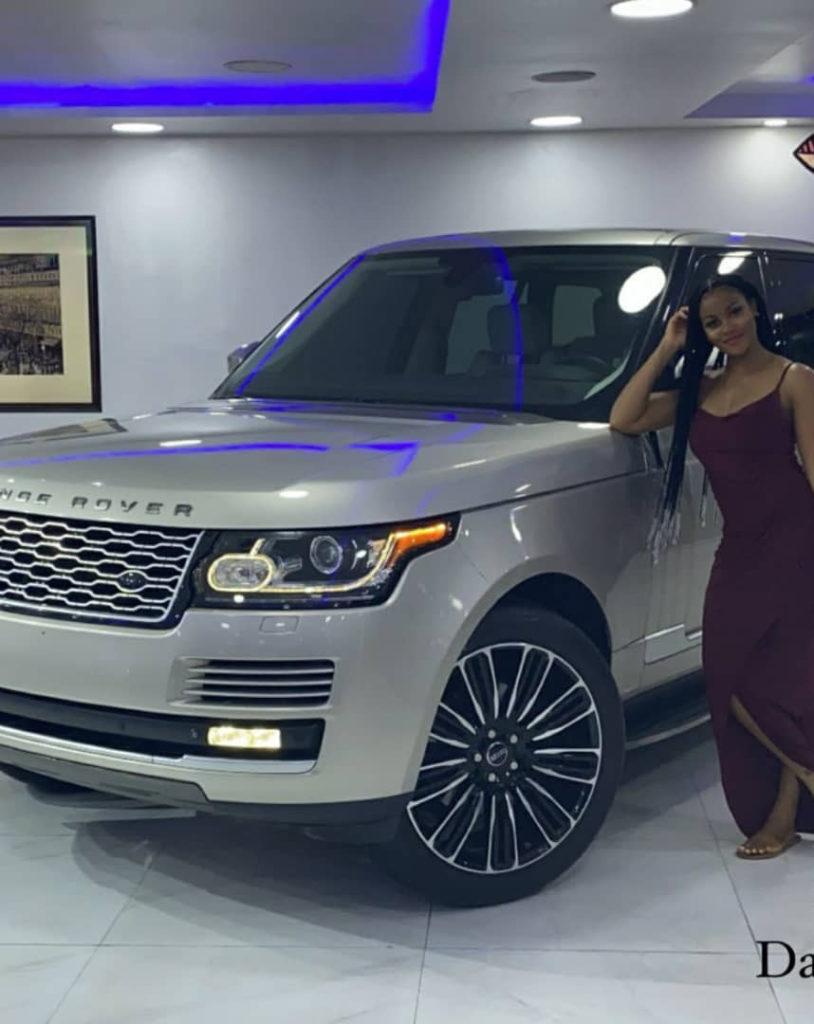 Damilola Adegbite Range Rover