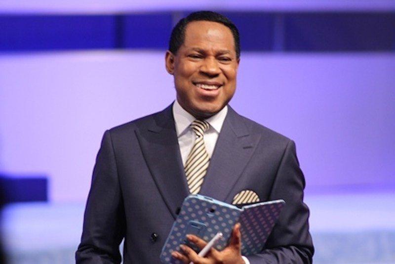 Pastor Chris predicts rapture