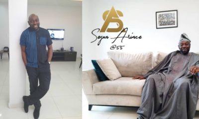Actor Segun Arinze celebrates 55th birthday
