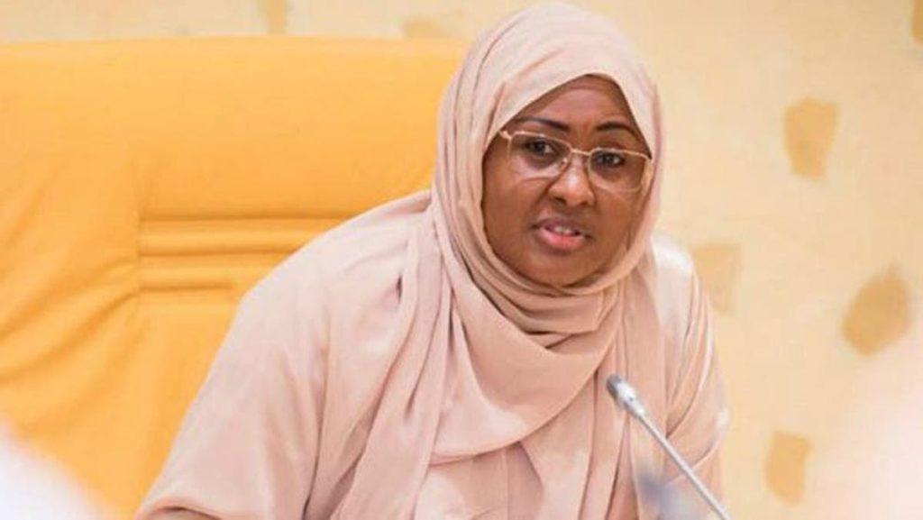 Aisha Buhari Covid-19