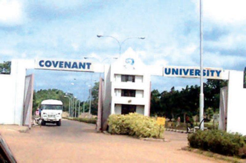covenant university gate