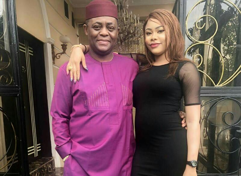 Femi Fani-Kayode and Precious divorce