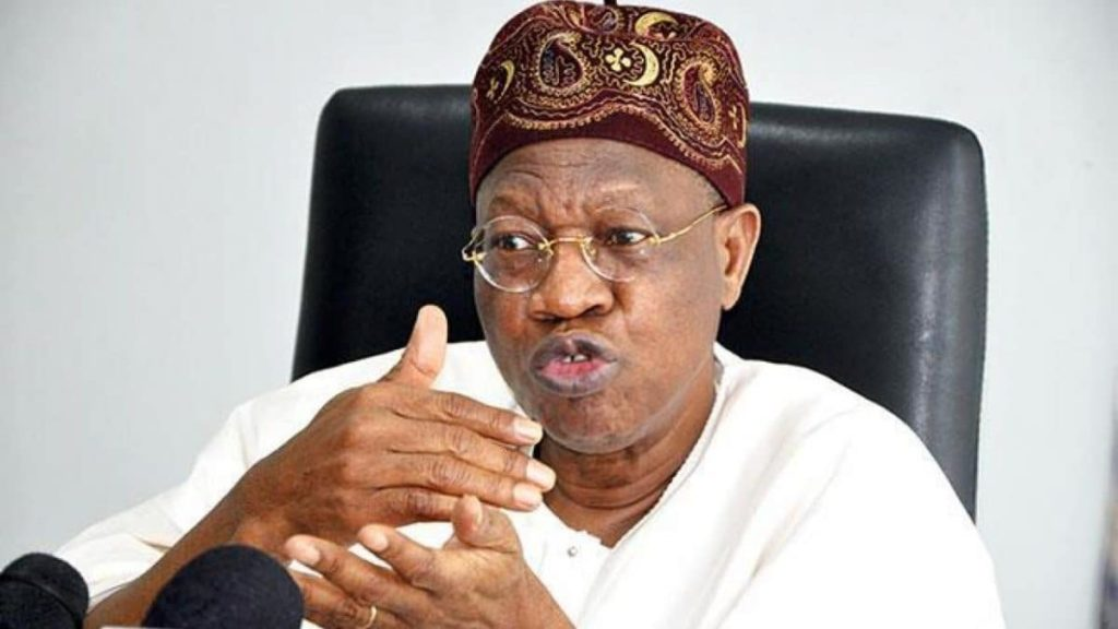 Lai Mohammed electricity hike