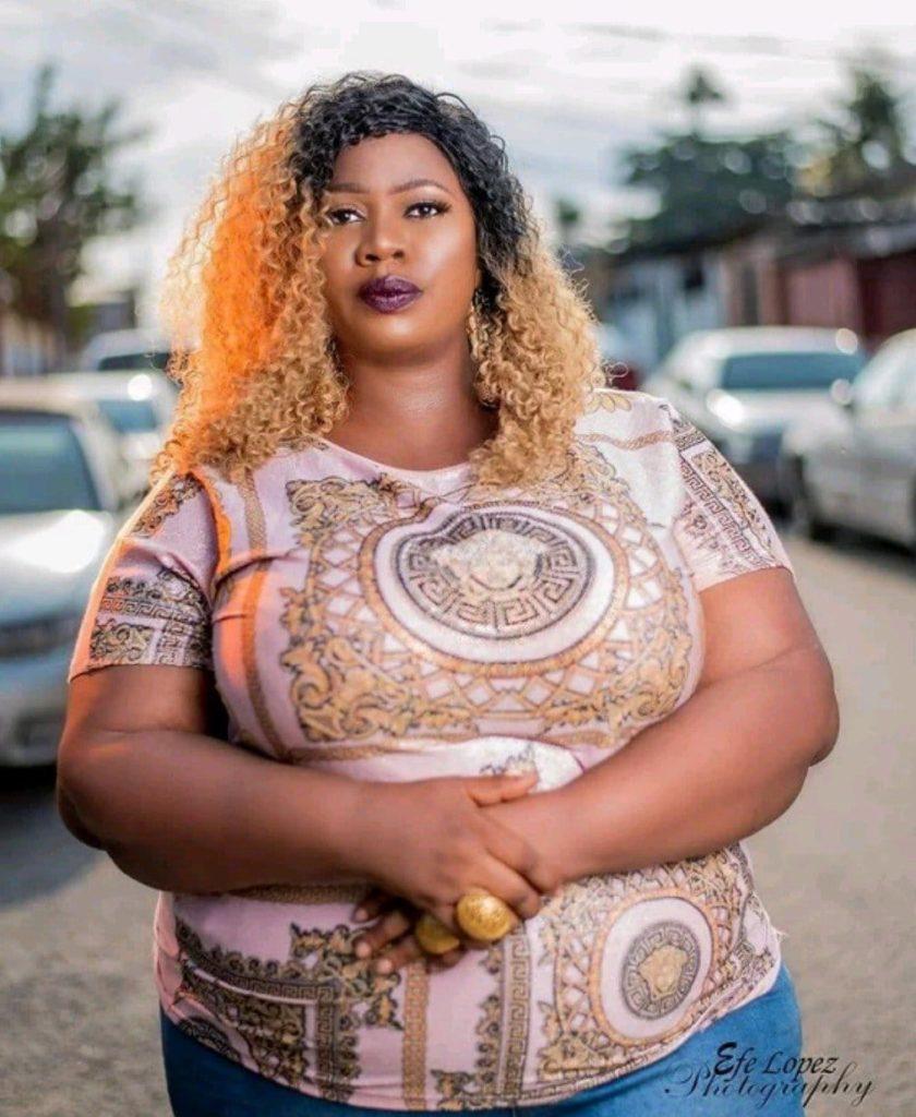 Ifeoma Okeke weight loss