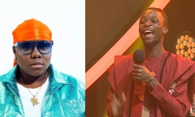 Teni blasts viewers who criticized her support for Laycon