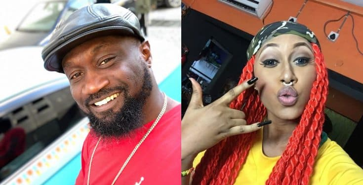 Cynthia Morgan calls out Jude Okoye