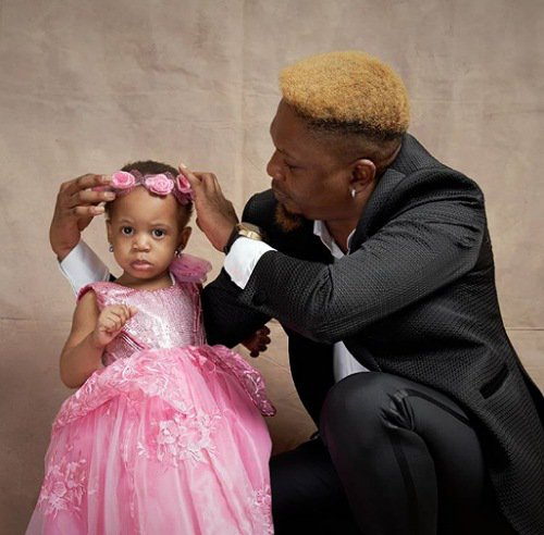 Reminisce Celebrates Daughter On Her Birthday