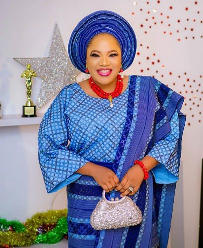 Toyin Abraham celebrates birthday