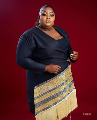 Eniola Badmus celebrates birthday