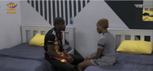 """""""You are a husband material"""" – Vee tells Neo"""