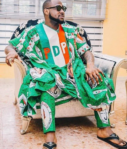 """Before I go into politics the system must change"" - Davido"