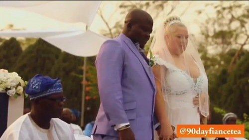 Angela K Deem wedding