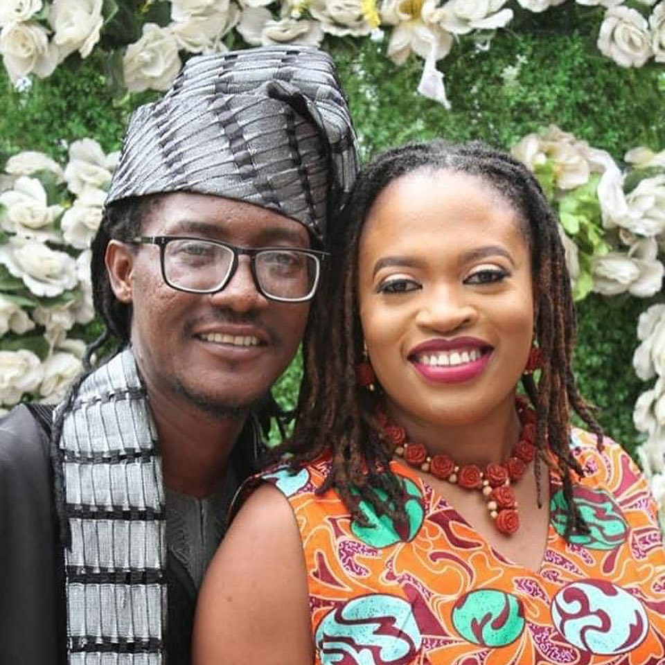 Jesse Jagz weds in private wedding