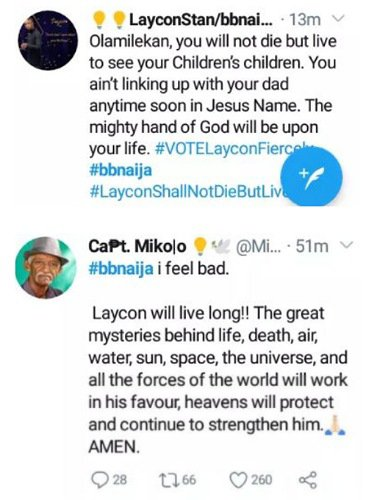 """My genotype is SC"" – Laycon"
