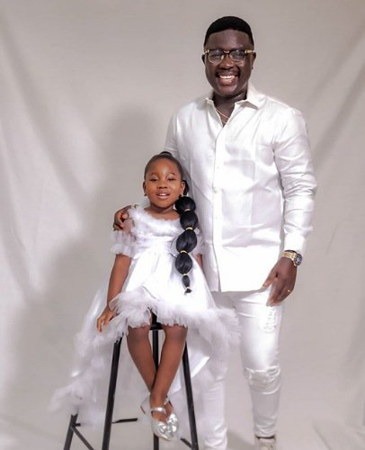 Seyi Law celebrates daughter on her birthday