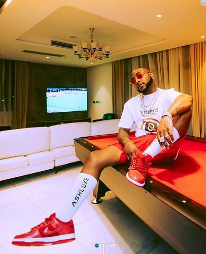 """If I work in my father's company, I'll be a billionaire in Dollars"" - Davido"