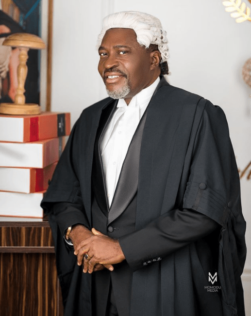 Kanayo O. Kanayo called to Bar