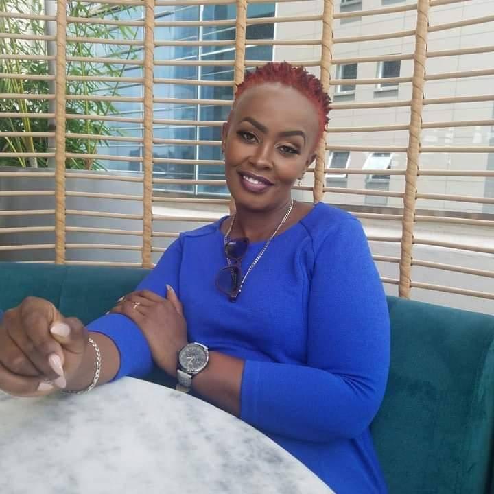Jackline Njoki Mwangi HIV