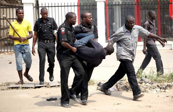 Man places brother on payroll