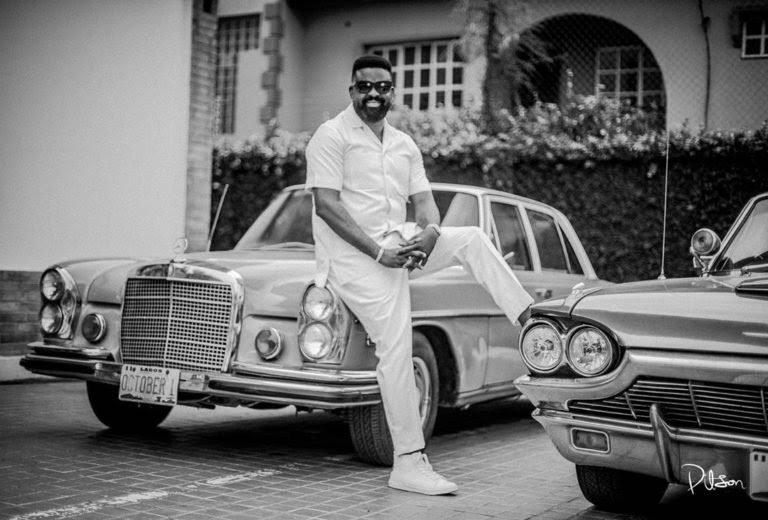 Kunle Afolayan 46th birthday photoshoot