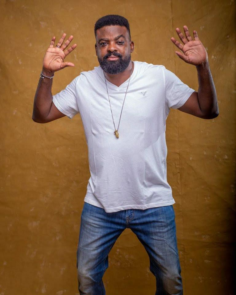 Kunle Afolayan 46th birthday photos