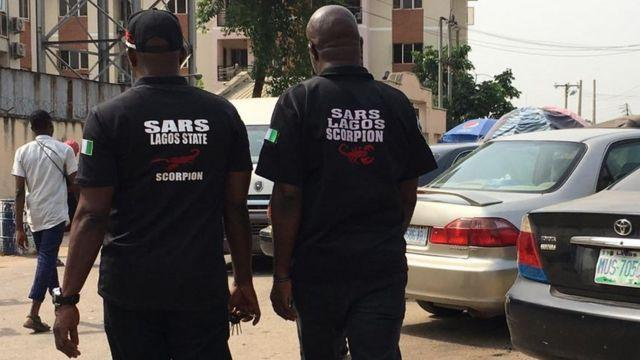 sars officers