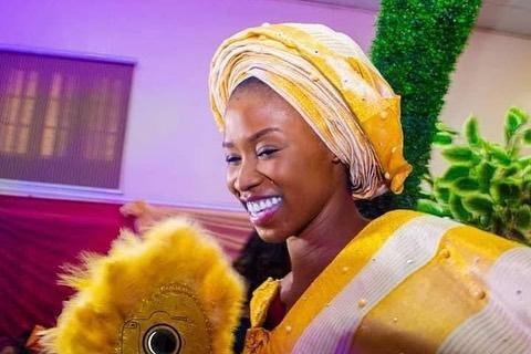 Mike Bamiloye's daughter, Darasimi holds traditional wedding
