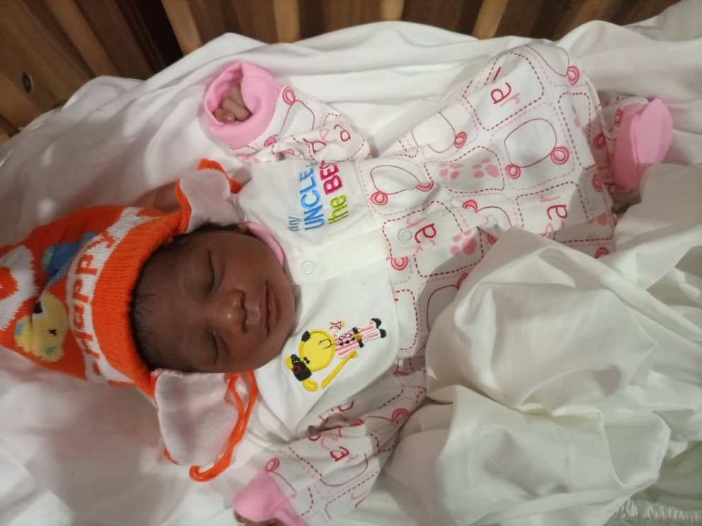 Abandoned day-old-baby rescued in Anambra