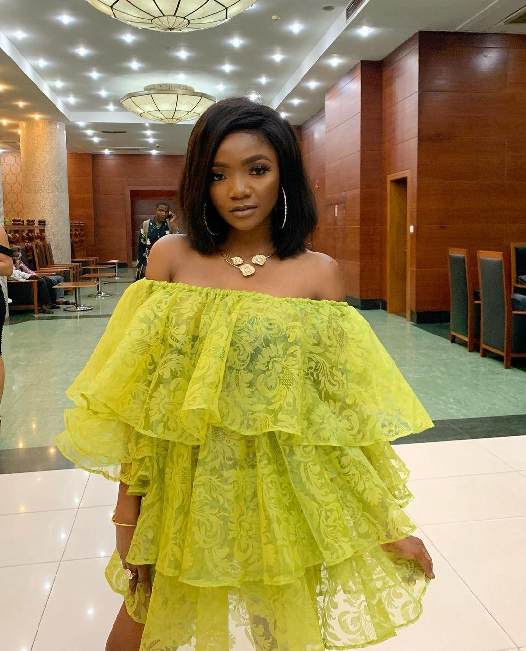 Simi against dialogue For Endsars