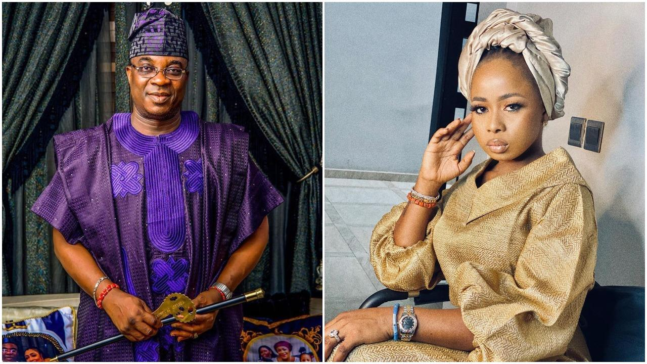 Queen Ajoke Divorces Alaafin Of Oyo